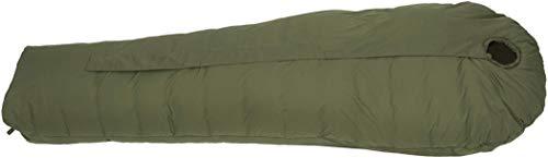 Carinthia Defence 4 185cm M Winterschlafsack Allroundschlafsack 4-Jahreszeiten, Olive
