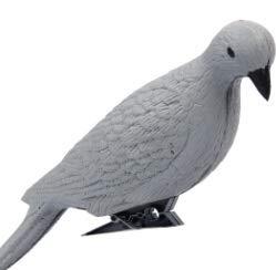 Nitehawk Juego de 12 palomas se/ñuelo de cuerpo entero para caza
