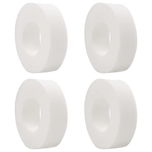 Climbing Rings for Dolphin Maytronics Robotic Pool Cleaner 6101611 Replacement - Fits M200 M400 M500 Also Compatible with Nautilus/CC Plus DX3/DX4/DX6 & More - 4 Pack