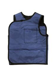 Vest X-Ray Protection (Unisex) - Regular Lead, Large, Hook & Loop Closure, 0.5mm Front & 0.25mm Back Protection, Color Options, USA Made