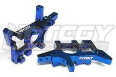 Integy RC Model Hop-ups T3872B Alloy Front Bulkhead for E/T-Maxx (3906, 4909, 4910)