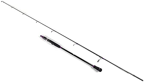 ZJDM Canna 1.91M40-150G PE 0.8-2.5 Light Jigging Rod Test 12kgs Spinning Casing Canna da Pesca Canna da Pesca (Colore : B)