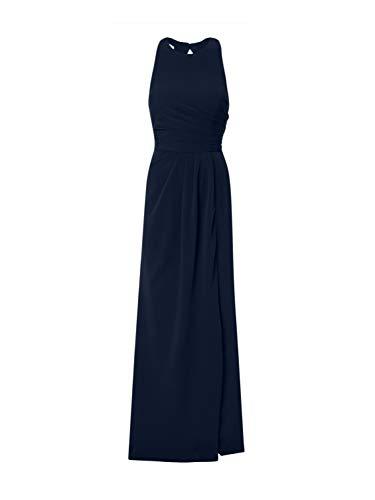 STAR NIGHT Damen Abendkleid Navy 38