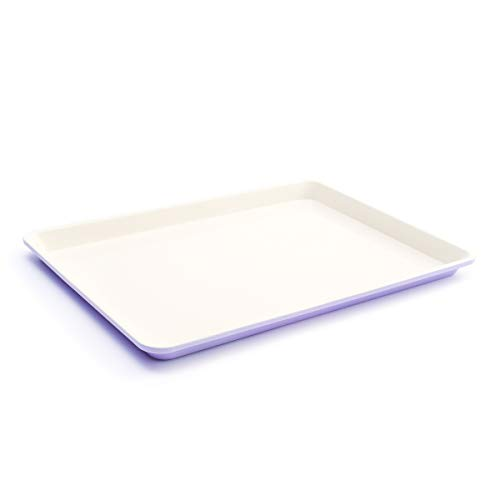 "GreenLife Bakeware Healthy Ceramic Nonstick, Cookie Sheet, 18"" x 13"", Lavender"