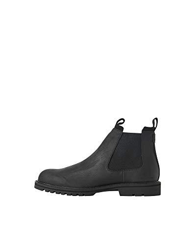 G-STAR RAW Herren Core Chelsea Boots, Schwarz (Black 990), 43 EU