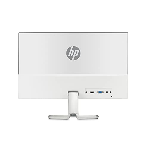 HP 22fw - Monitor 22 Pulgadas (54,6 cm, 1920 x 1080 Pixeles, Full HD, LED, 5 ms) Plata