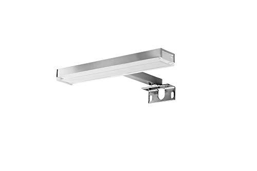 Lámpara de baño, Lámpara de espejo Aplique de Baño 15cm Luz,Led 219Lumenes, 3w 5700kluz brillante, potente y moderna, perfecto para el baño. [Clase de eficiencia energética A++]. IP44. baño iluminado.