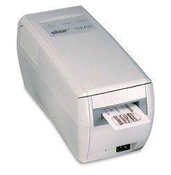 tcp400réinscriptible Carte d'identité Imprimante (Blanc)