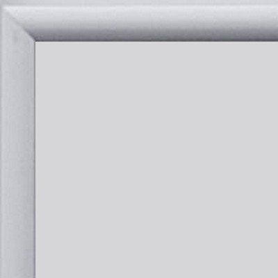 Home Decoration kampen aluminium fotolijsten posterframe 60 x 63 cm kleur en beglazing naar keuze 63 x 60 cm Hier: zilver mat met acrylglas antireflex 1 mm