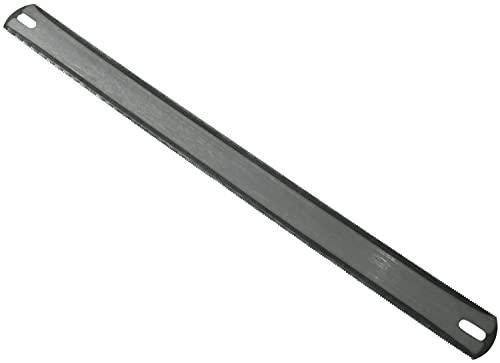 AERZETIX - Juego de 72 Cuchillas de sierra para metales 300mm de doble filo - hojas para sierra manual - para sierra ingletadora - C49551