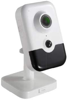 HIKVISION OEM NC324-CU 2.8MM 4MP IR WDR Built-in Speaker, Mic Wi-Fi Network Cube Camera with 2.8mm Fixed Lens, RJ45 Connection