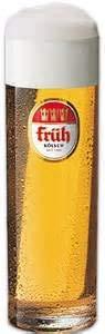 Fruh Kolsch - Vaso de cerveza