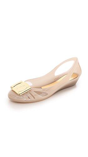 SALVATORE FERRAGAMO Ballerinas Bermuda Damen - PVC (BERMUDA0606732) 40.5 EU