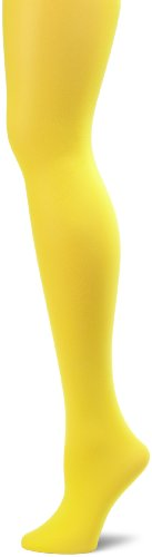 Top yellow tights women opaque for 2021