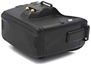 2021 Latest Version! Skyzone Cobra X Black 1280x720 5.8Ghz 48CH RapidMix Receiver FPV Goggles with Head Tracker DVR