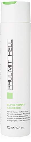 Paul Mitchell Super Skinny Conditioner - glättende Haar-Spülung für widerspenstige Haare, pflegender Conditioner für mehr Geschmeidigkeit, 300 ml