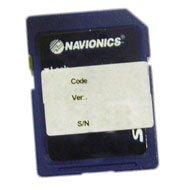 Navionics Gold Small 550 Cap Breton