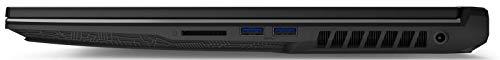 XPC Alpha 17 A4DEK by_MSI 17 inch Gaming Laptop (AMD Ryzen 7 4800H, 16GB DDR4 RAM, 1TB NVMe SSD, Radeon RX5600M 6GB, 17.3