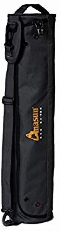 GEOPONICS High Capacity Yoga Mat Nylon Durable Single Strap Mat Bag