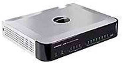 Cisco Small Business Pro Spa8000 8-Port Ip Telephony Gateway - Voip Phone Adapter-SPA8000-G1