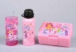 My little Pony MLPJ-0170 Tasse en mélamine avec paille