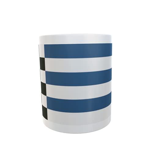 U24 Tasse Kaffeebecher Mug Cup Flagge Norderney