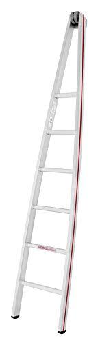 HYMER 501716 Glasreinigerleiter Einzel-Oberteil, 6 Sprossen