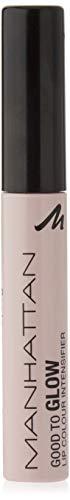 Manhattan Good To Glow Lip Colour Intensifier, Farbverändernder Lipgloss, Farbe My Own Pink 100, 1 x 5,44g