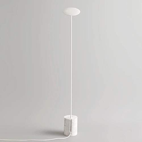 Moderne led-vloerlamp marmer minimalistisch slaapkamer nachtkastje woonkamer eetkamer keuken staande lamp kunst 4 X 100 M