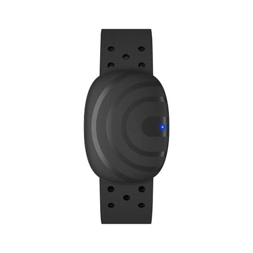 CooSpo Cardiofrequenzimetro Fascia da Braccio con Bluetooth e Ant+, Impermeabile Ottico HRM Sensore Inteligente Fitness Tracker