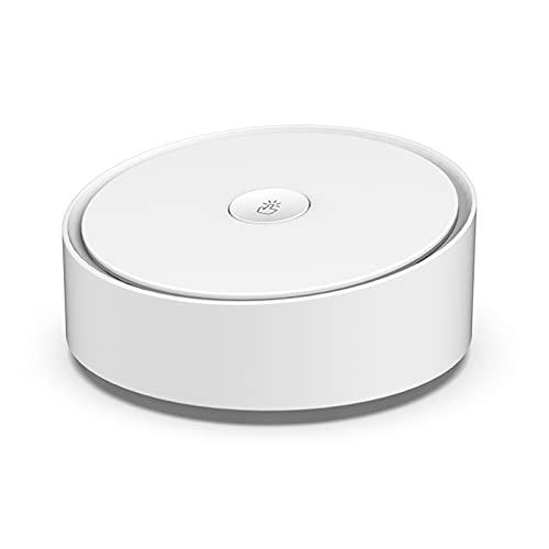 Puerta de enlace inteligente, WiFi + Bluetooth + Puerta de enlace de comunicación multiprotocolo ZigBee, kit de automatización del hogar inteligente, compatible con luces Tuya, enchufes, interruptores