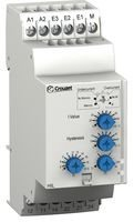 CROUZET CONTROL TECHNOLOGIES 84871033 CURRENT MONITORING RELAY, SPDT, 0.1-10A