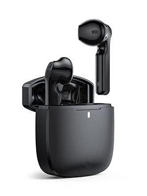 Bluetooth Kopfhörer in Ear Kabellose Kopfhörer mit HiFi Stereo Sound Integriertem Mikrofon IPX7 Sport Bluetooth 5.0 Headset Ohrhörer 30 Std. Spielzeit mit Typ-C Schnellladen Ladekoffer