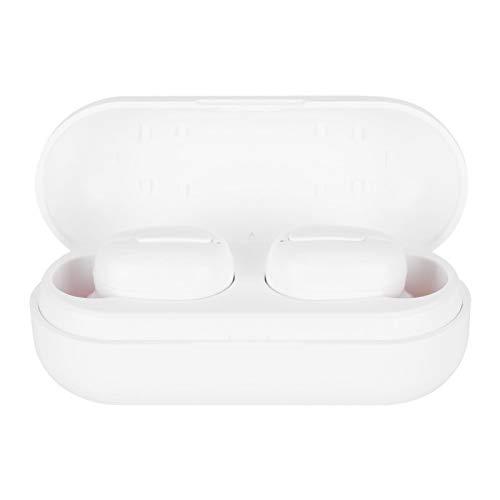 Bicaquu Auriculares Bluetooth 5.0, reproducción HD, Auriculares inalámbricos Bluetooth económicos, subwoofer para...