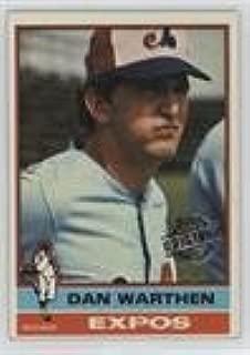 Dan Warthen (Baseball Card) 2015 Topps - Original Buybacks #1976-374