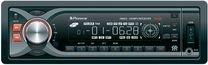 PHONOCAR VM022 Autoradio 1 DIN Frontalino Estraibile Bluetooth CD AUX USB Dab
