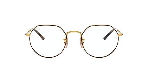 Ray-Ban 0rx6465 Gafas, HAVANA ON ARISTA, 49 Unisex
