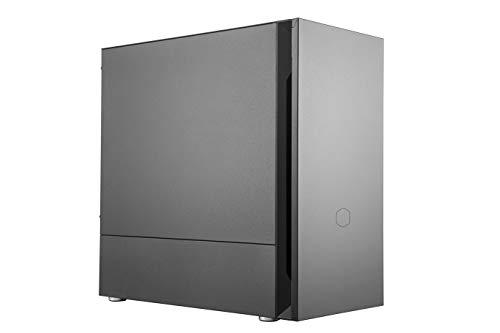 Caja de Ordenador  Cooler Master Silencio S400 Midi-Tower Negro