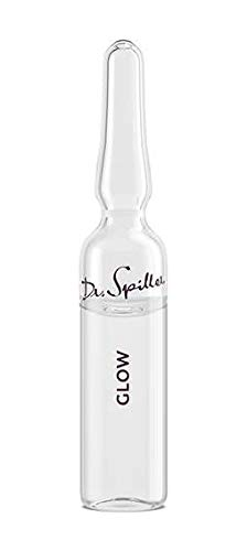 Dr. Spiller - GLOW - The Radiance Ampoule   Für alle Hauttypen geeignet   Stärkt die Hautbarriere   Mimikfalten werden geglättet