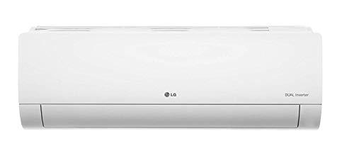 LG 1 Ton 3 Star Inverter Split AC (Copper, KS-Q12YNXA, White, Himalaya Cool)