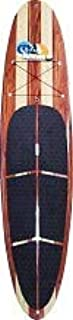 Classic Woody SUP Fiberglass Epoxy Multi-Purpose 10'6 x 32 x 4.75 from Sunrise Paddleboards, LLC.