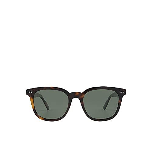 MO Gafas De Sol Polarizadas Portofino Sun De Hombre Y Mujer. Gafas Cuadradas De Color Carey