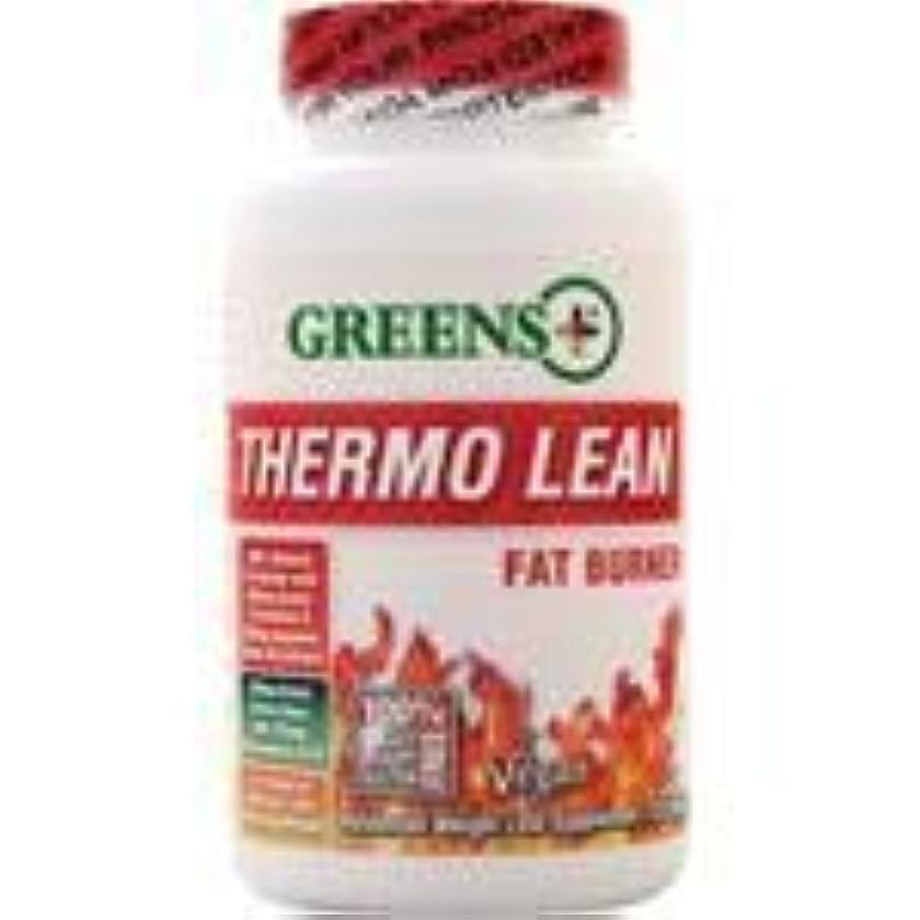 反乱配送複雑Thermo Lean Fat Burner 120 vcaps