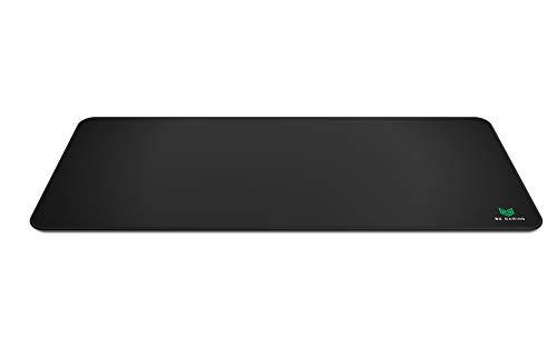 BG-Gaming BG Runway XL - BGRUNWAYXL - Alfombrilla Pro Gaming Extended, Color Negro