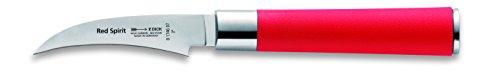 F. Dick Tourniermesser, Red Spirit (Messer mit Klinge 7 cm, X55CrMo14 Stahl, nichtrostend, 56° HRC) 81746072