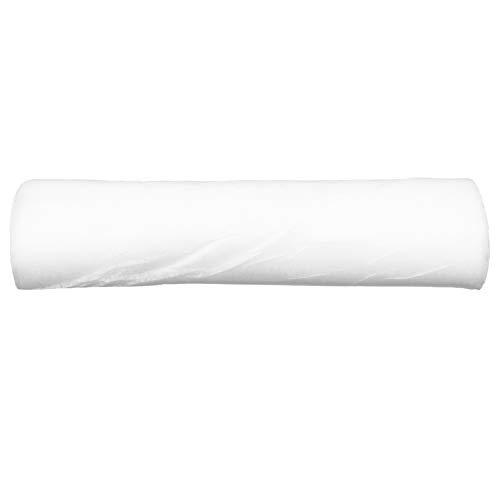Hemoton Dunstabzugshaube Filterpapier Dunstabzugshaube Fettfilter Fettfilter Papier Anti-Ölfilter Ölfester Aufkleber Ölabsorbierendes Papier für Küchengeräte 10M