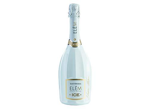 ELÈM ICE Demi Sec Vino Espumoso Italiano - 1 Botella X 750ml