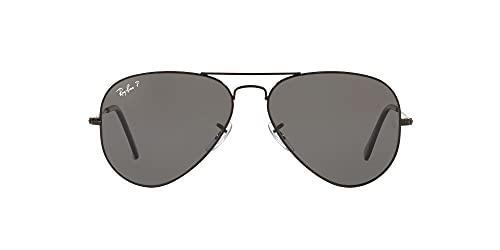 Ray-Ban 0RB3025-58-002-48 Gafas, 002/AF, 58 para Hombre