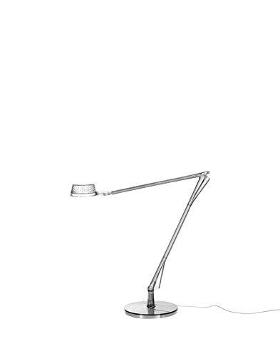 Kartell Aledin DEC Lámpara De Escritorio, 5.6 W, Cristal, 2