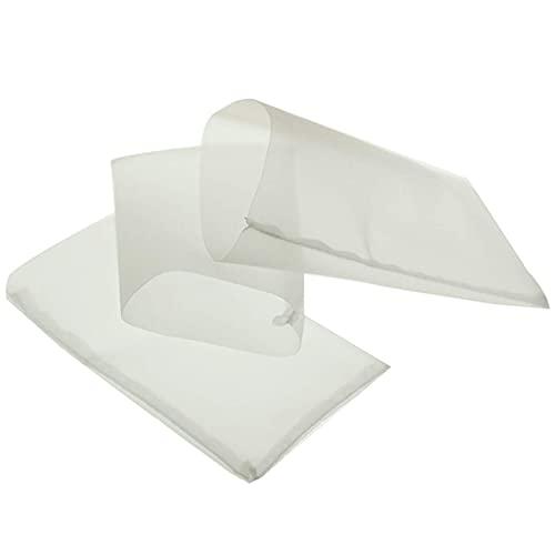 AOOF 25 micron rosin bag-nylon press bag rosin mesh technology oil filter bag (10 Pack 90 Micron)